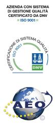 certificazioni qualita TCS Srl - ISO 9001