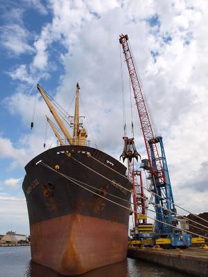 logistica import export porto venezia